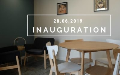 Inauguration de l'Atelier des Possibles